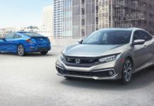 Honda Civic 2019 nâng cấp ngoại hình