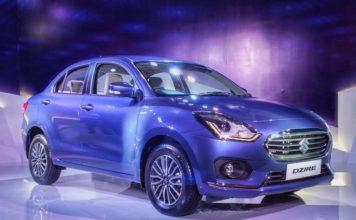 Suzuki Dzire giá siêu rẻ