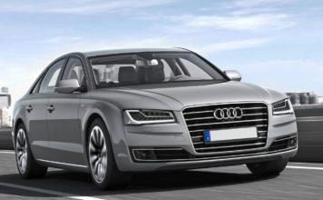 Đánh giá xe Audi A8 2014