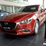 Giá xe Mazda 3 2018