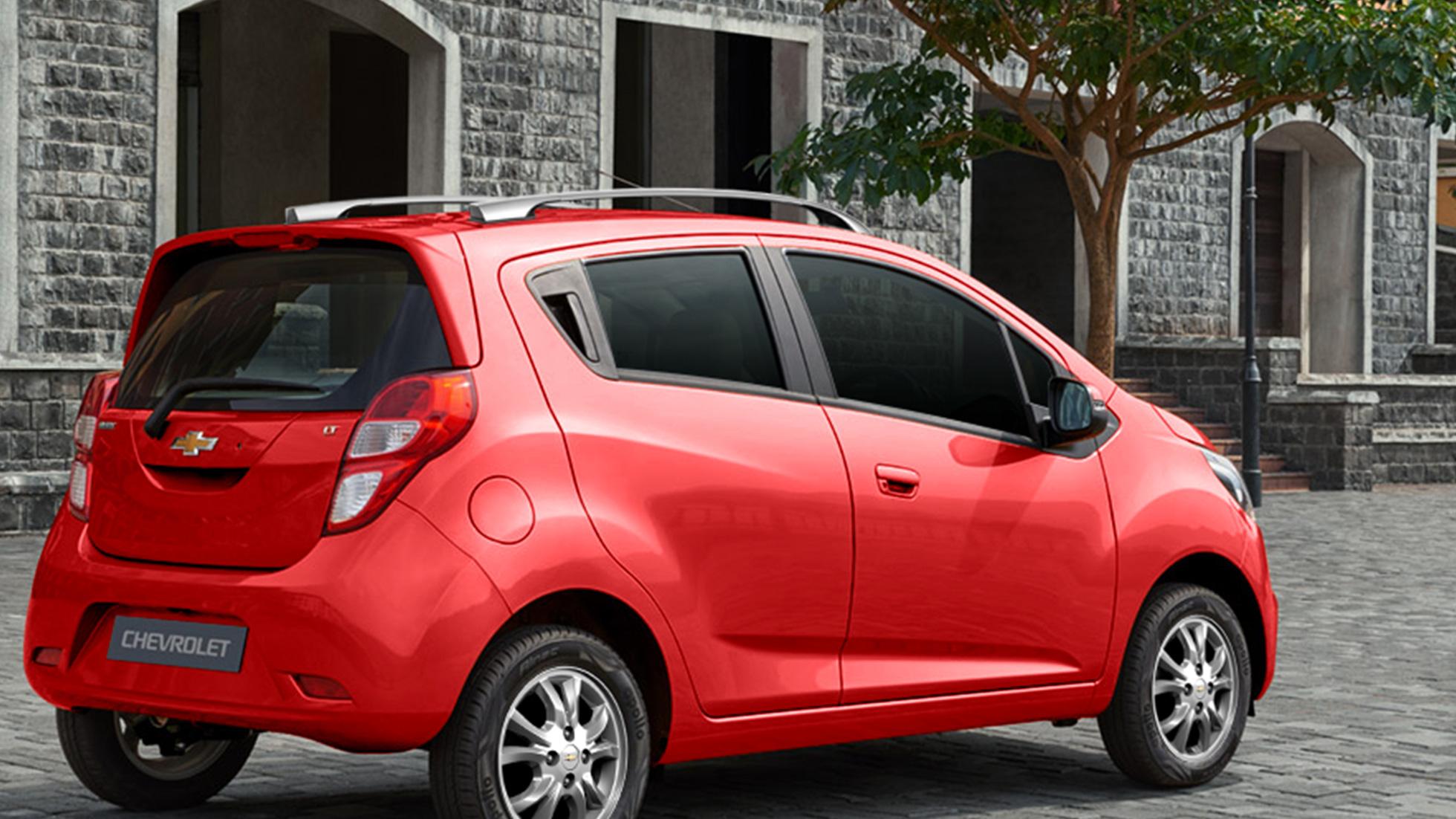 ô tô giá rẻ Chevrolet Spark