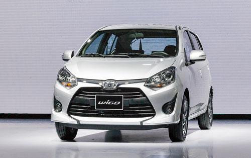 ô tô giá rẻ Toyota Wigo