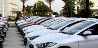 giá xe ô tô nhập khẩu năm 2018