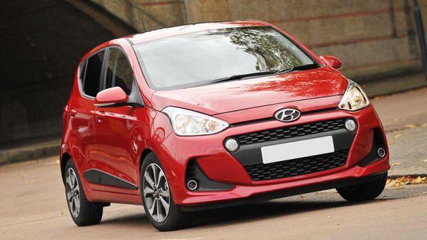 xe ô tô hàn quốc giá rẻ Hyundai I10