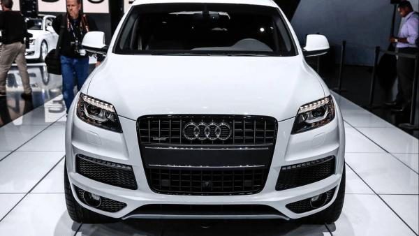 Các hãng xe hơi của đức Audi